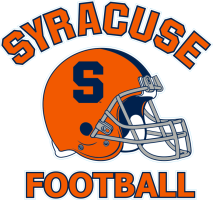 Laser Magic Syracuse University Decal A Football