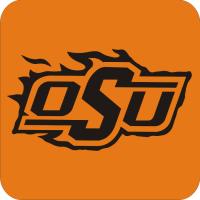 Laser Magic Oklahoma State University Hc Osu Flame