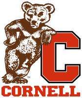 Laser Magic Cornell University Magnet B Bear On C Logo