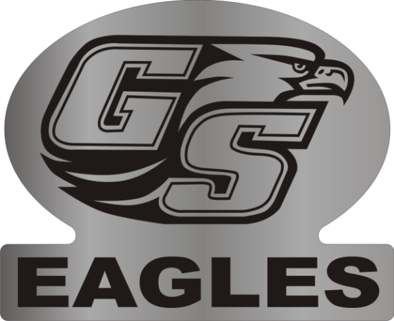 Laser Magic Georgia Southern University Badge Gs Logo