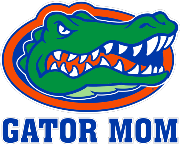 Laser Magic Florida University Of Decal B Gatorhead
