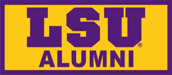 Laser Magic Louisiana State University Decal B Lsu