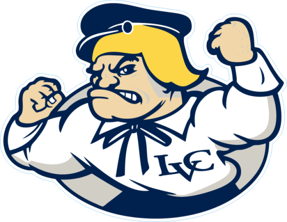 Laser Magic Lebanon Valley College Decal A Lvc On