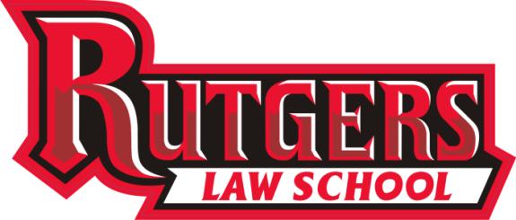 Laser Magic Rutgers University Decal A Rutgers Law
