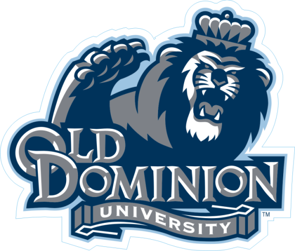 Laser Magic Old Dominion University Decal A Odu Lion