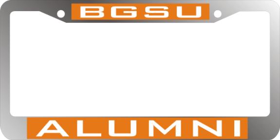 Laser Magic Bowling Green State University Chrome
