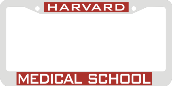 Laser Magic - HARVARD UNIVERSITY - Chrome Frame - HARVARD/MEDICAL ...