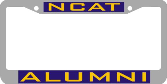 Laser Magic North Carolina A Amp T State University Chrome