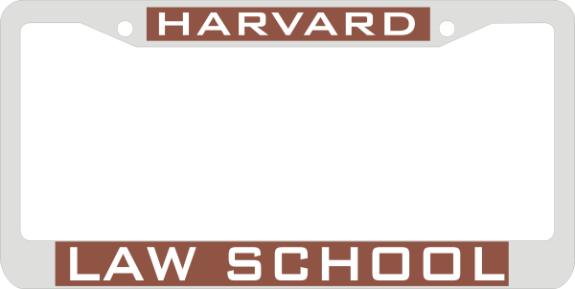 Laser Magic Harvard University Chrome Frame Harvard