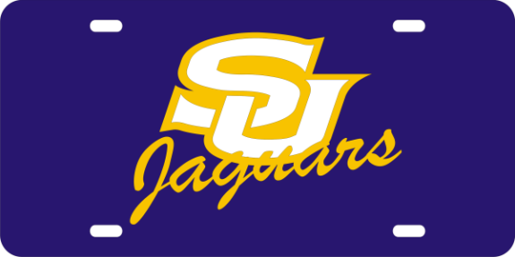 Laser Magic Southern University Su Interlock Jaguars
