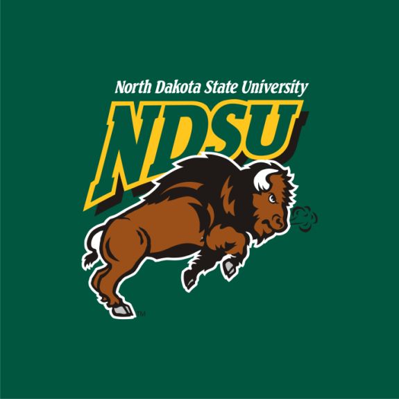 Laser Magic North Dakota State University Wp 8x8 Ndsu Logo